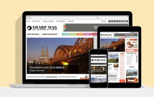 Sharp WordPress Theme